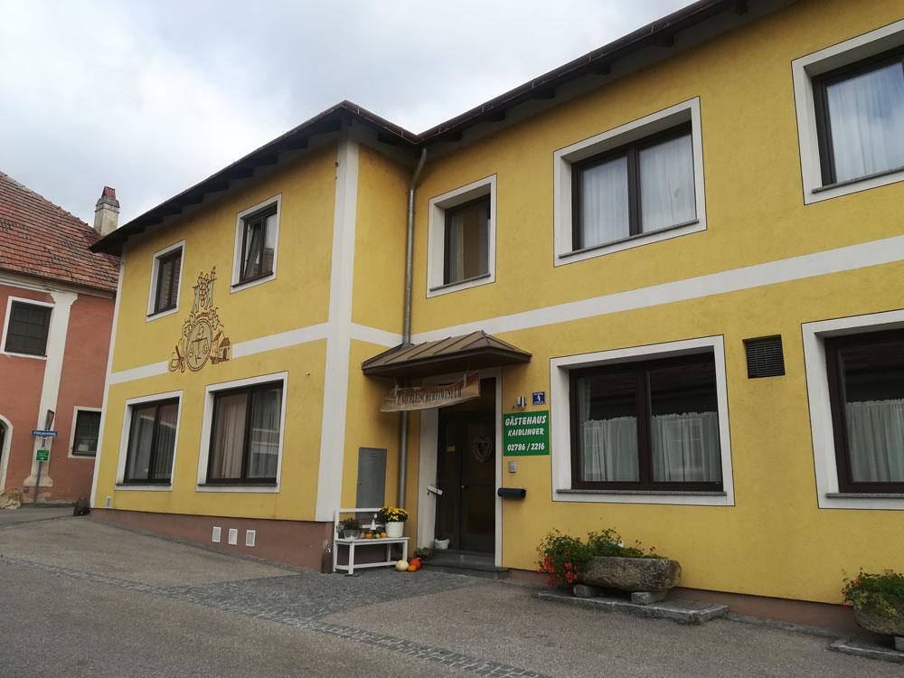 Gästehaus Kaiblinger