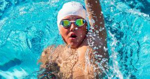 Wedstrijden wedstrijdzwemmen De Woelwaters Harderwijk