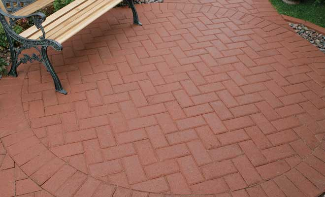 Woerner Landscape : Details on Red Paver Patio Ideas id=18650