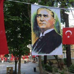 Atatürk, der Vater der Türken