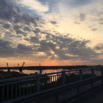 Über die Donau nach Rumänien