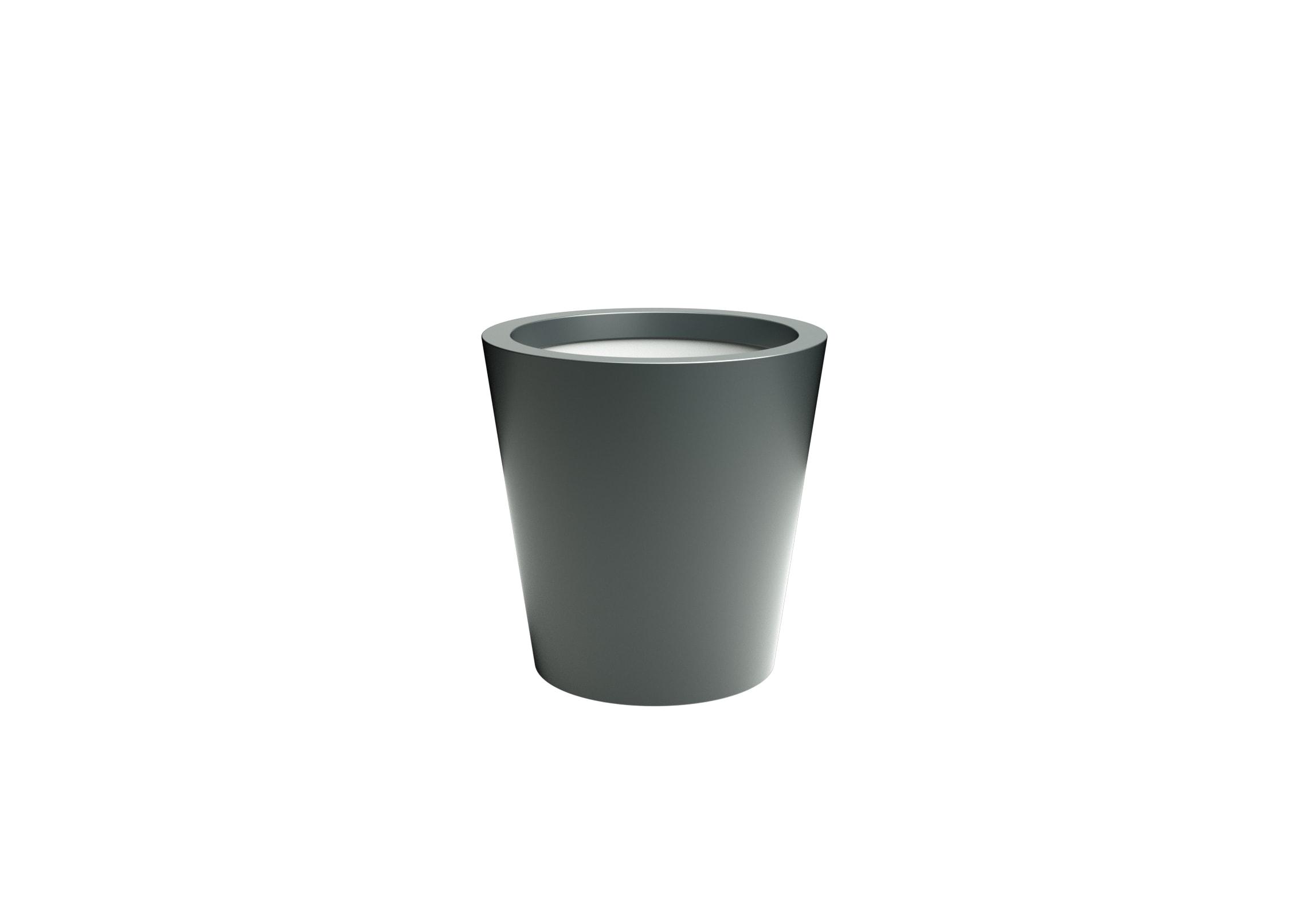 Blumentopf Metall Silvestro 1