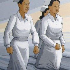 MacArthur Nurses (Osmeña)