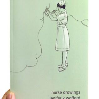 Nurse Drawings book