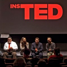 insTED Talks at Yerba Buena Center for the Arts, 2013