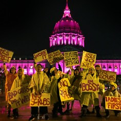 SF march