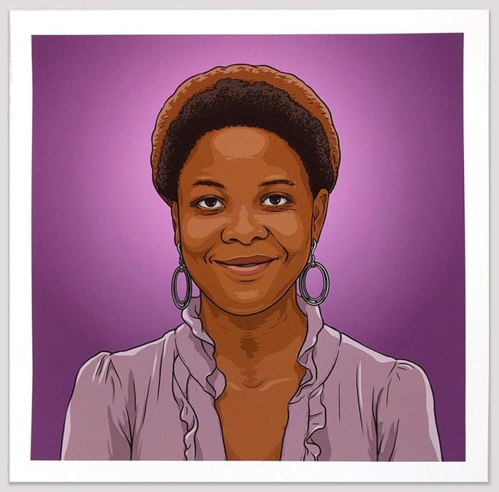 ebony print