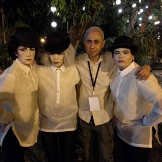 MOB with Denis, San Diego Gardens, Intramuros