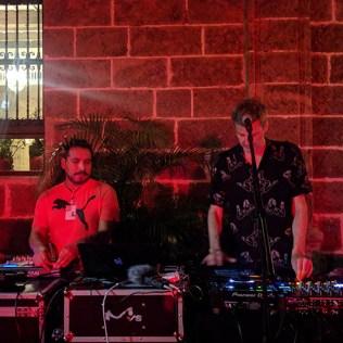 JoTa and Khan performing at Artist Ball, Intramuros