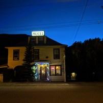 totem motel, lytton BC
