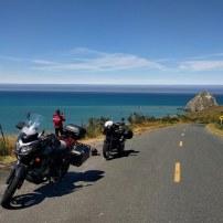 Honeydew-Petrolia-Lost Coast back road, CA