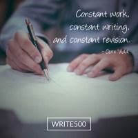 write500-020
