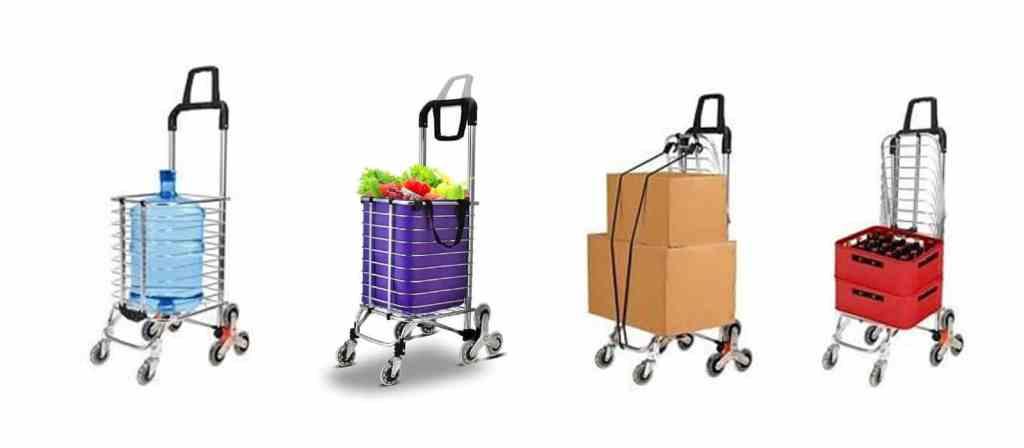 utilitate cărucior de cumpărături