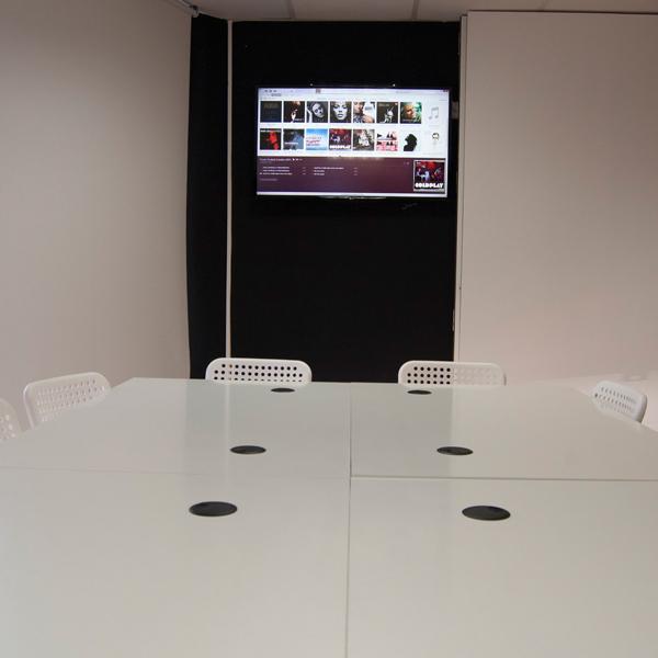 D-Visual meeting room