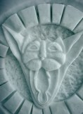 Wall Decoration at the Ice Hotel, Quebec City