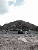 The Pyramid of Moon, Teotihuacan