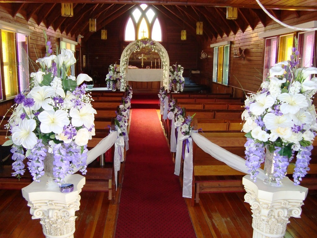 25 Wedding Ceremony Decorations Ideas