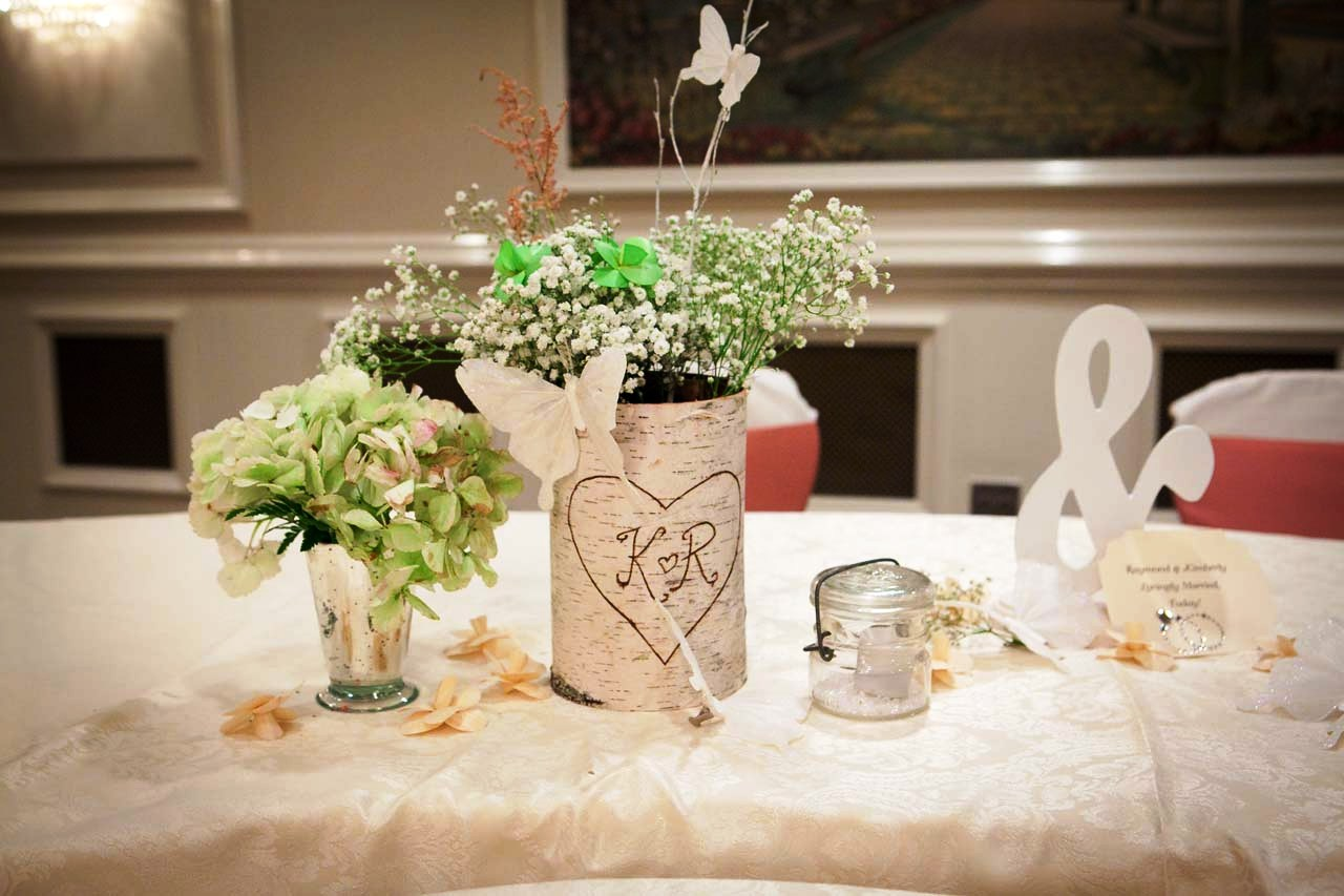 25 Cool DIY Wedding Decorations Ideas Wohh Wedding