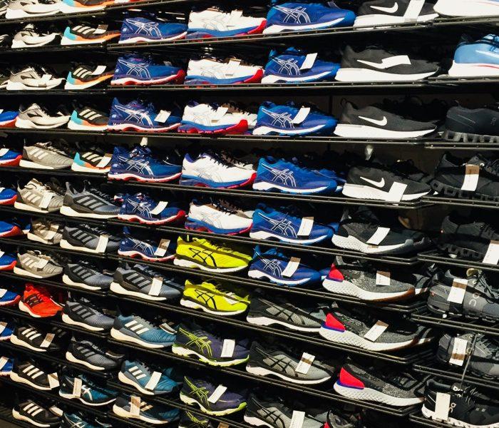 Tragt Ihr die richtigen Laufschuhe?