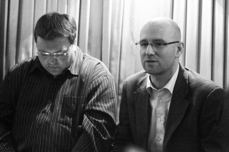 Peter Tauber, Gründungsversammlung cnetz