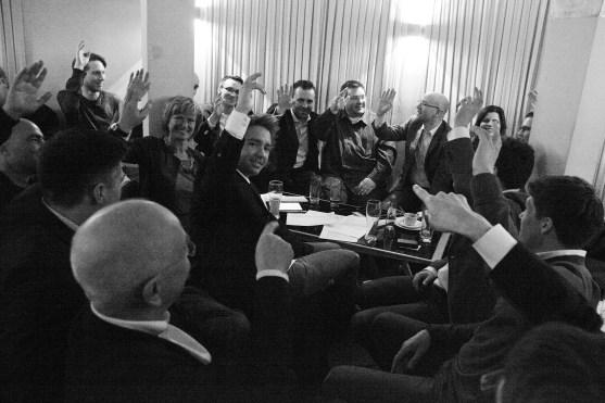 Gründungsversammlung cnetz