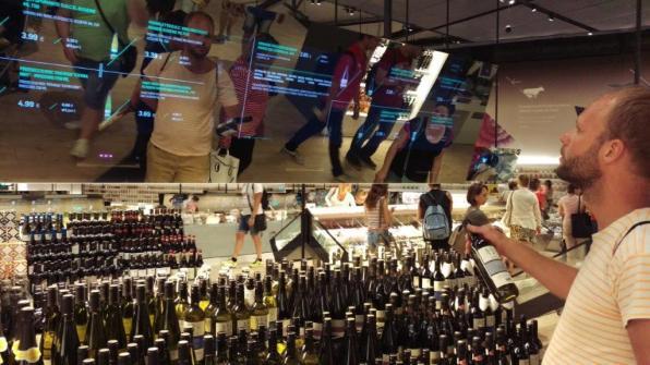 Expo Mailand 2015 - Supermarkt der Zukunft