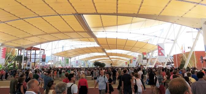 Expo Milano 2015 – ein Tag auf der Weltausstellung