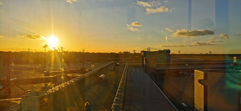 Flughafen Tegel - TXL