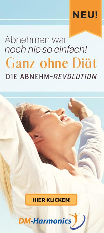 Banner - Die Abnehmrevolution