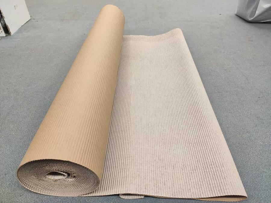 Verpackungsmaterial Versand Papier Karton