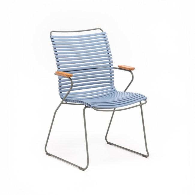 armlehnstuhl hoch pigeon blue
