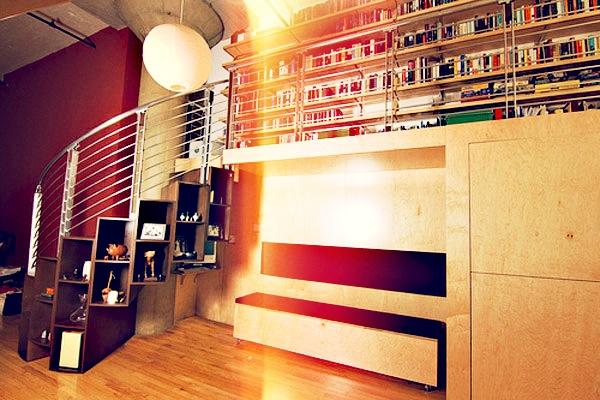 platz ist in der kleisten treppe. Black Bedroom Furniture Sets. Home Design Ideas