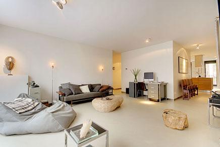 Schöne 2-Zimmer Wohnung in Amsterdam für die Dinky Wohnideen einrichten