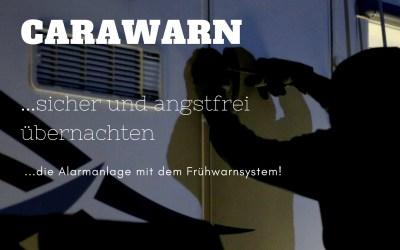 Carawarn Alarmanlage für Wohnmobil/Wohnwagen