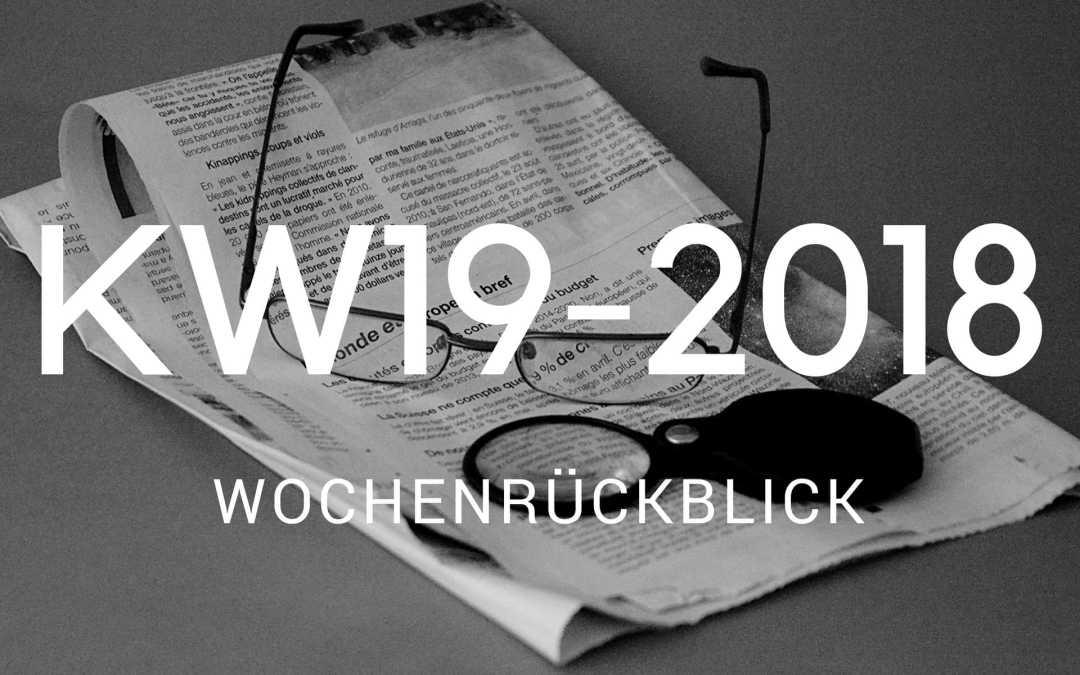 Camping News Wochenrückblick – KW19/2018