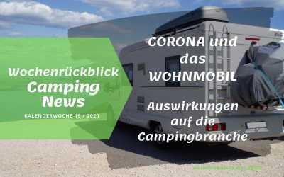 Camping News Wochenrückblick – KW19/2020