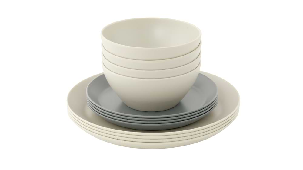 Outwell 4-Personen-Dinner-Set Lily