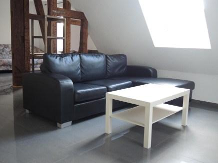 Wohnwerk41 – Apartment5 – Wohnbereich