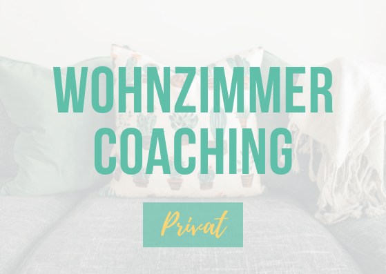 Privatevents Wohnzimmer Coaching