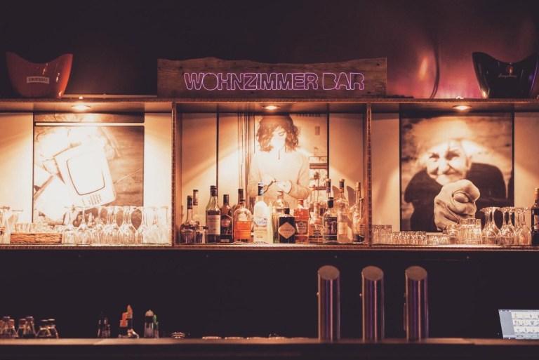 Wohnzimmer Bar Traunstein