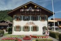 Bild Rathaus Wallgau