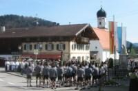 Serenade am Wallgauer Dorfplatz