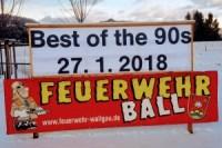 Feuerwehrball 27.01.2018 in Wallgau