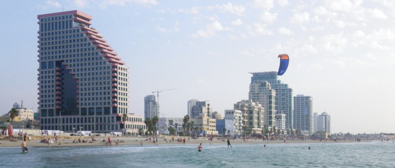 Foto Strand Tel Aviv