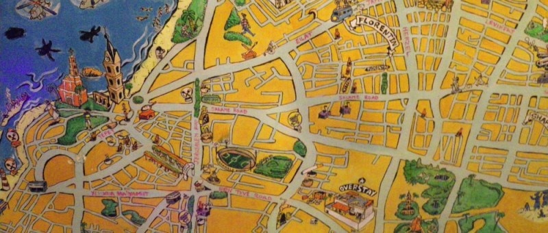 Foto Karte im Overstay TLV