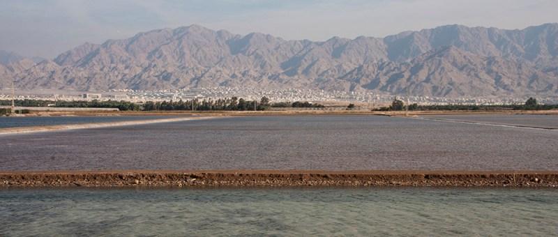 Foto Grenzgebiet zu Jordanien