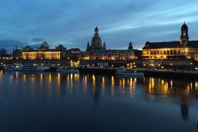 Foto Altstadtpanorama Dresden