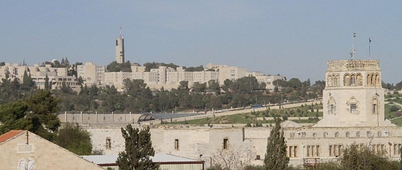 Foto Hebräische Universität