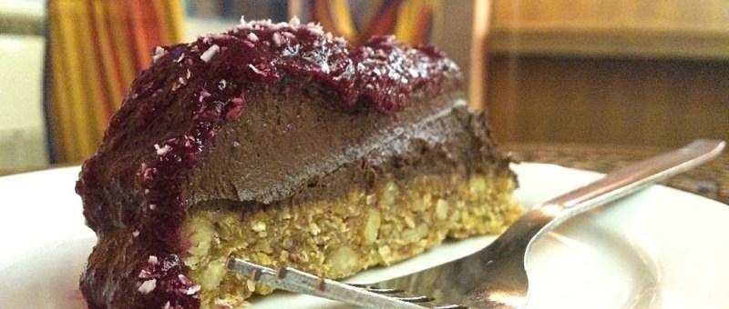 Foto Meine erste zuckerfreie Torte