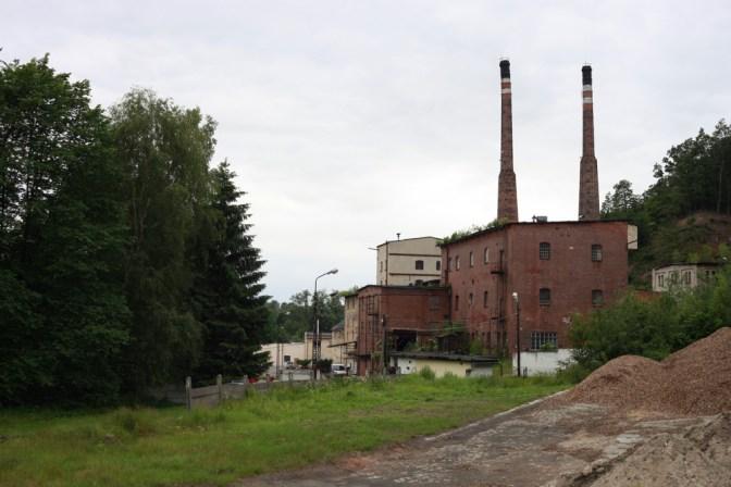 Foto Alte Zuckerfabrik Niederschwedeldorf